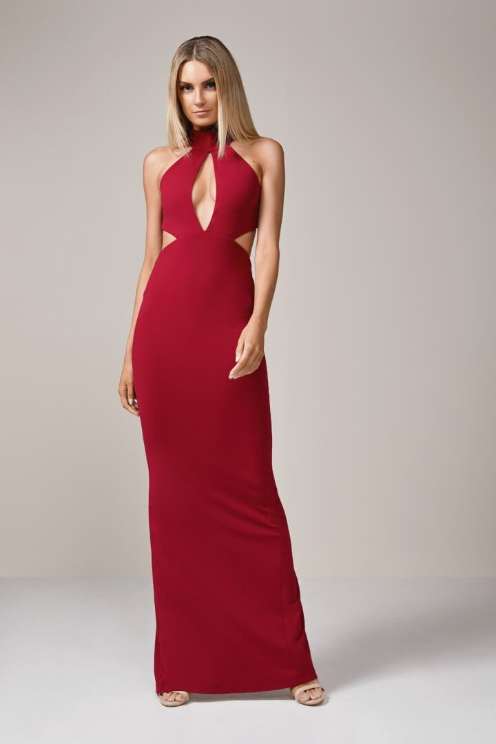 Nookie - Wicked Games Maxi - Ruby - ONS Boutique
