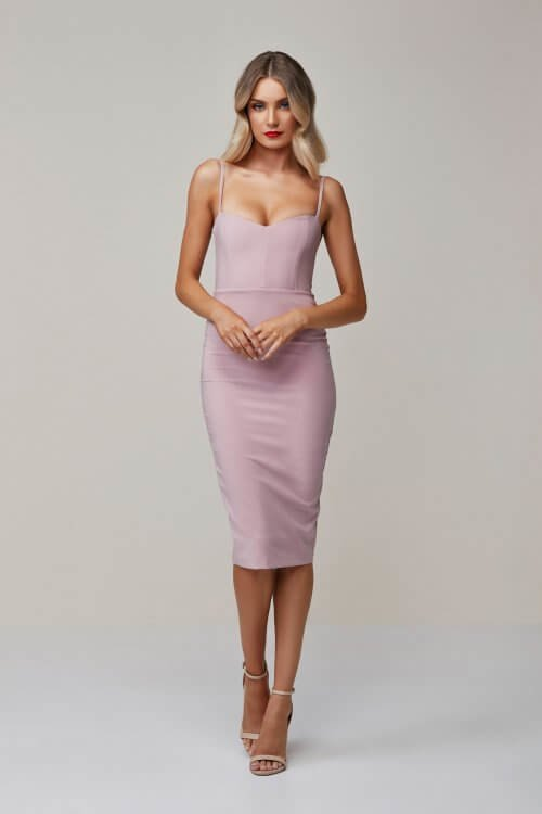 Nookie Allure Midi Knee Length, Midi Pink