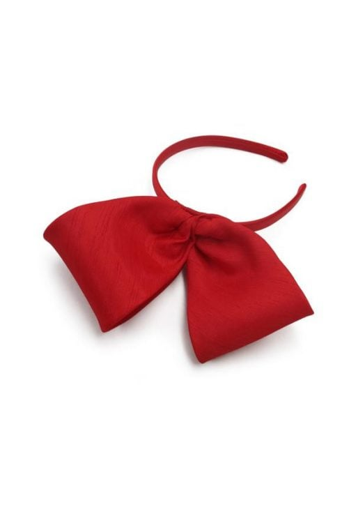 Morgan & Taylor Kodi Fascinator  Red