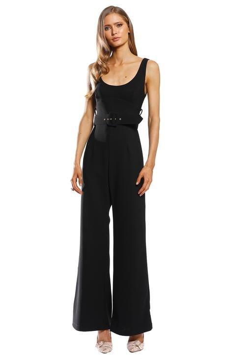 Pasduchas Dynasty Pantsuit Jumpsuit Black